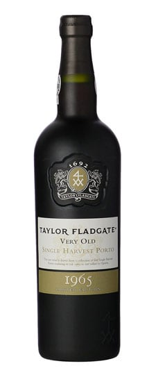 Taylors Single Harvest Tawny 1965