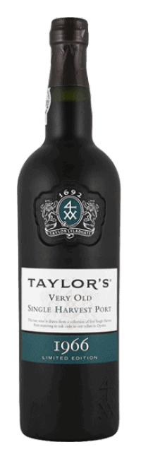 Taylors Single Harvest Port 1966