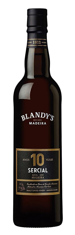Blandy's 10y old Sercial