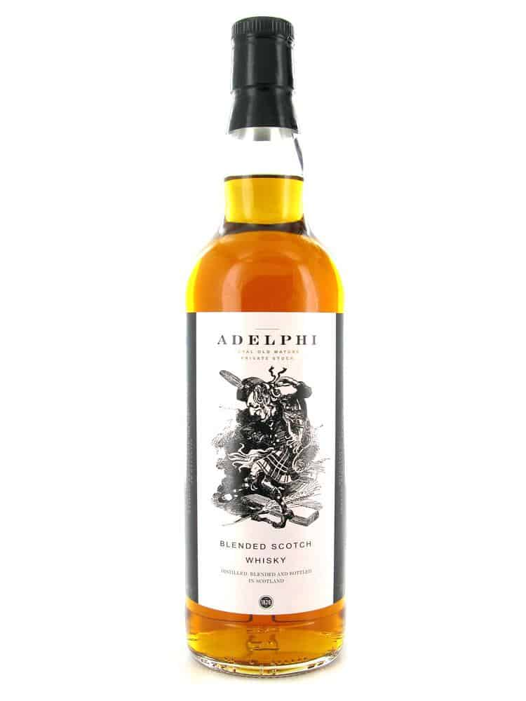 Adelphi Blended Scotsch Whisky