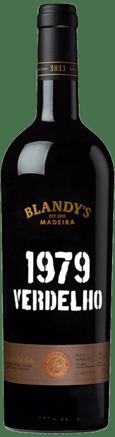 Blandy_s_verdelho_vintage_1979