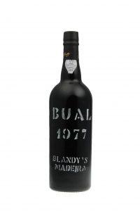 Blandy's Bual Vintage 1977
