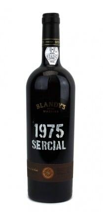 Blandy's Frasqueira Sercial 1975