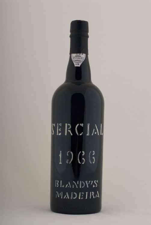 Blandys Vintage Sercial 1966
