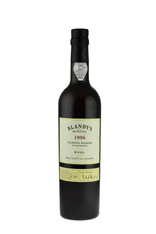 Blandy's Colheita 1996 Bual