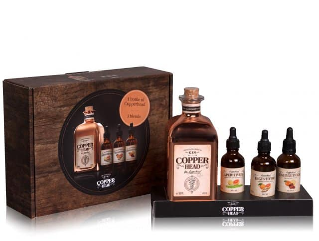 Copperhead Alchemist Box