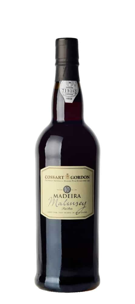 Cossart Gordon Malmsey 10 years