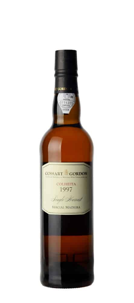 Cossart Gordon Sercial Single Harvest Colheita 1997