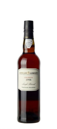 Cossart Gordon Verdelho Single Harvest Colheita 1998