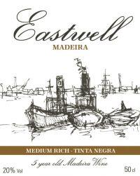 Eastwell madeira - 50 cl