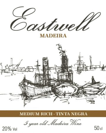 Eastwell madeira - 50 cl