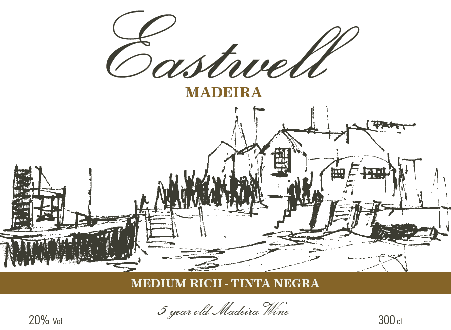 Eastwell madeira 300cl