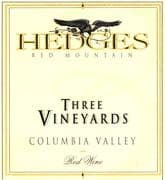 Hedges Three Vineyards 1999