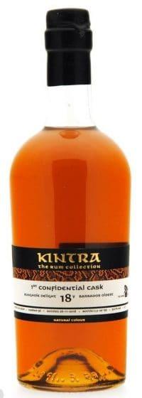 Kintra 1st confidential cask