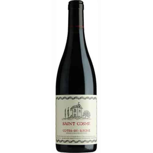 Saint Cosme Côtes du Rhône Rouge 2012