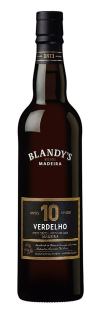 Blandy's 10 year old Verdelho