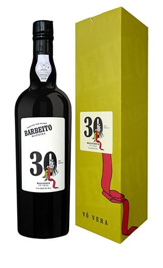 Barbeito Vo Vera 30 year old