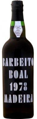 Barbeito Frasqueira Boal 1978