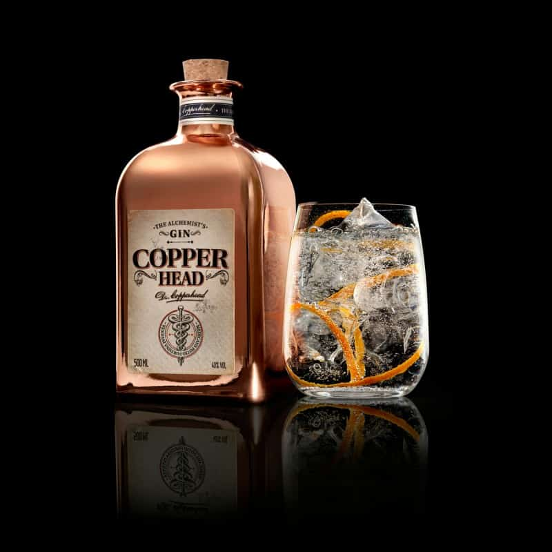 Copperhead Gin Tonic
