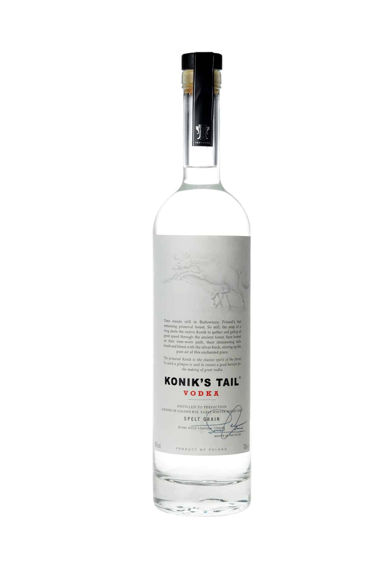 Koninks Tail Vodka