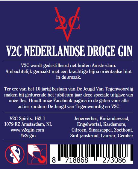 label achter DJVT