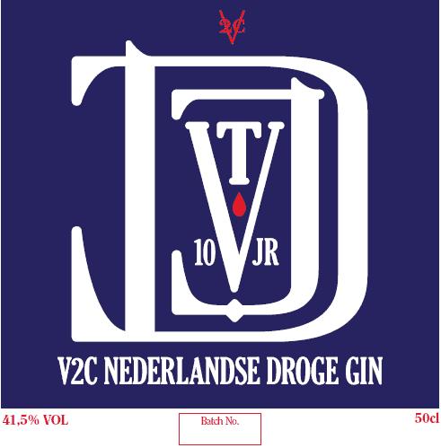 label voor DJVT