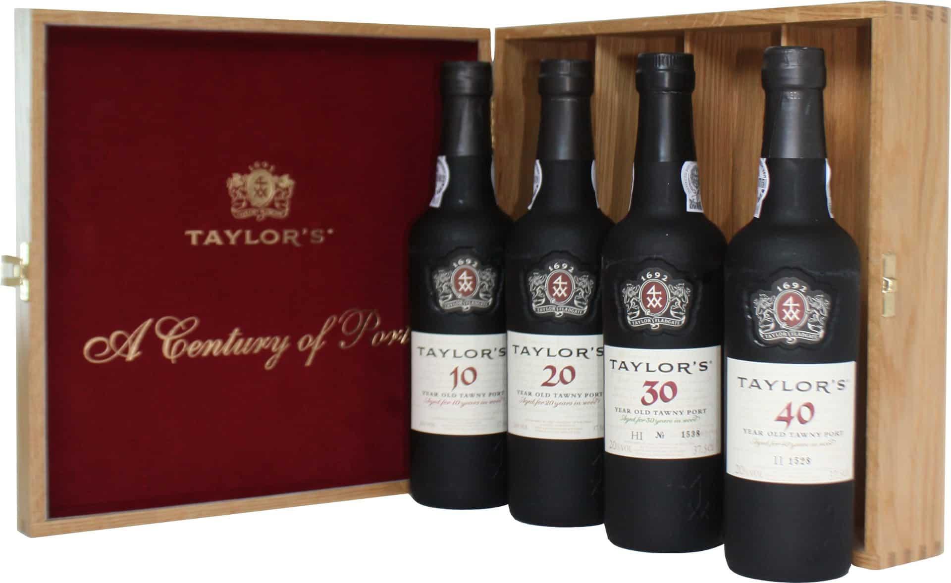 Taylor's Century of Port
